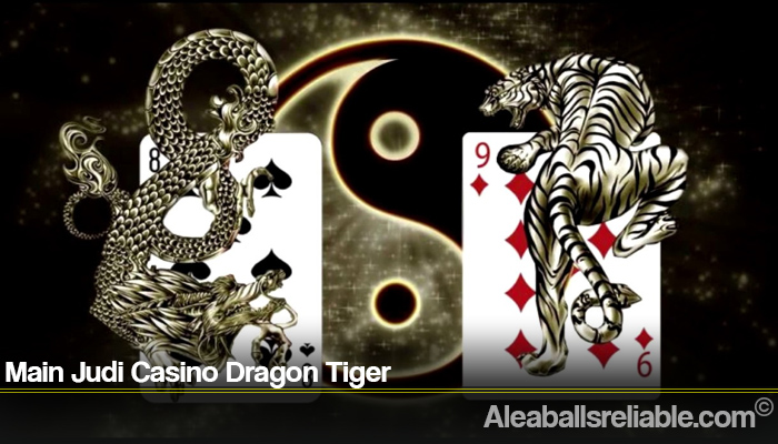 Main Judi Casino Dragon Tiger